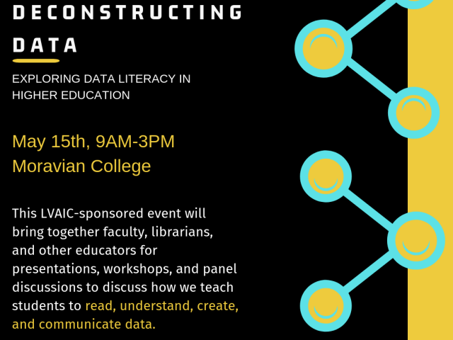 The 3rd annual Lehigh Valley Association of Independent Colleges (LVAIC) Information Literacy Symposium