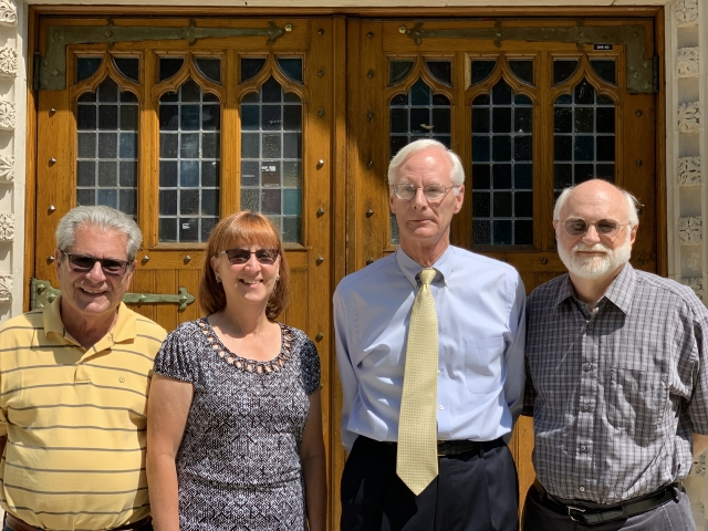 Lehigh University Enterprise Systems staff retirees