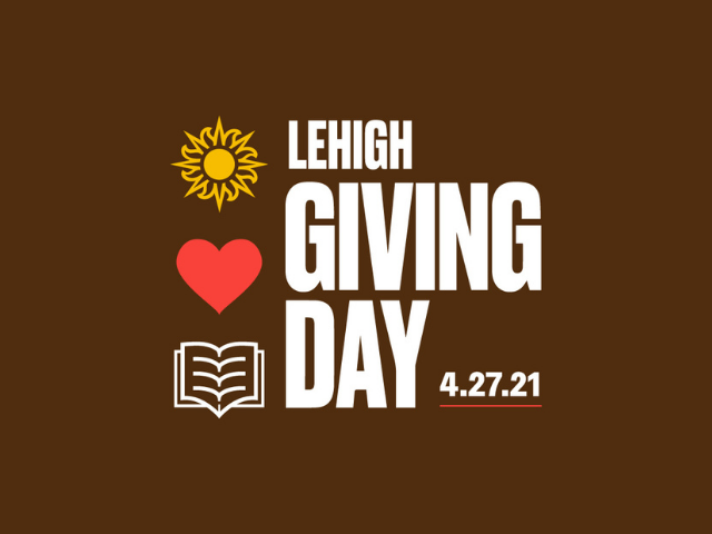 Lehigh Giving Day April 27 2021