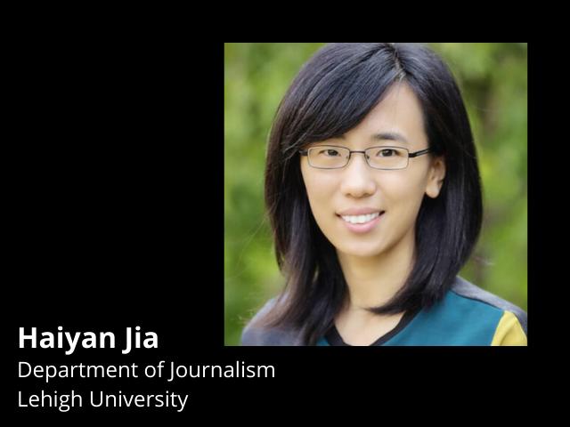 Haiyan Jia news and social media talk
