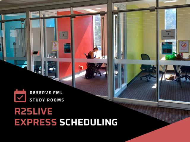 FML 6th floor study rooms