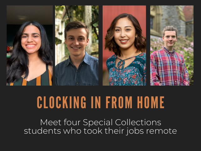 Lehigh University Special Collections student employees
