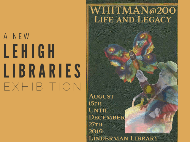 Walt Whitman @ 200: Life and Legacy