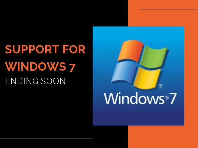 Windows 7 Support ending soon