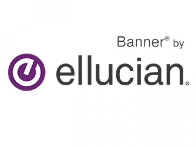 banner by ellucian logo