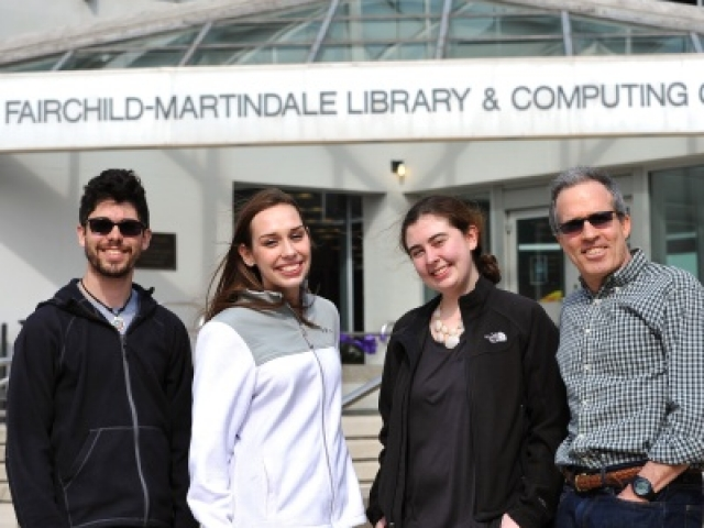 AP Orlebeke, Shelby Wirtz, Louise McCallie, and Greg Skutches