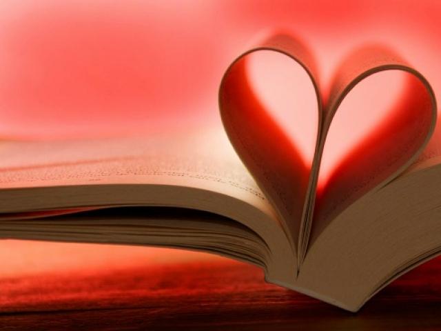 valentine day book sale
