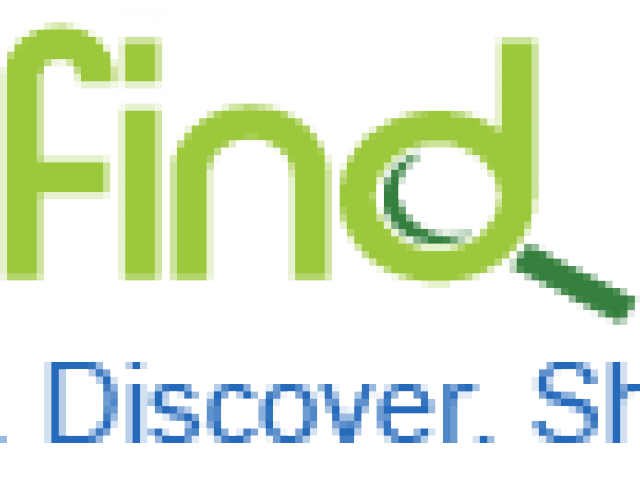 VuFind logo search discover share