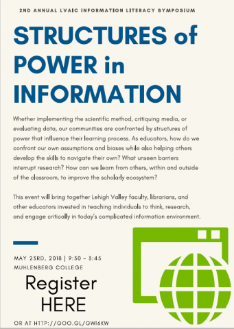 2nd Annual Information Literacy Symposium