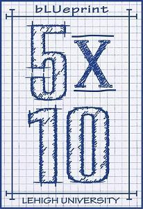 5x10 blueprint