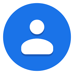 Google contacts logo