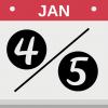 january 4 and january 5 dates
