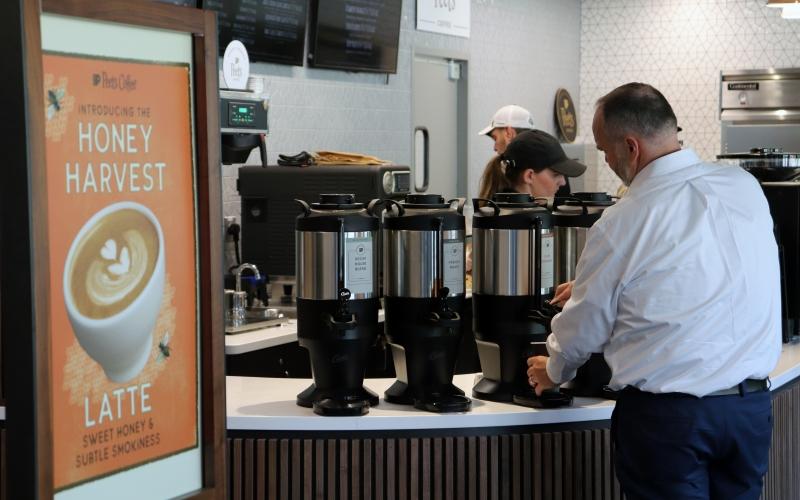 Cafe @ FML